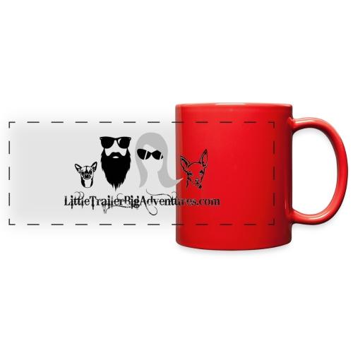 LTBA Heads Logo - Full Color Panoramic Mug