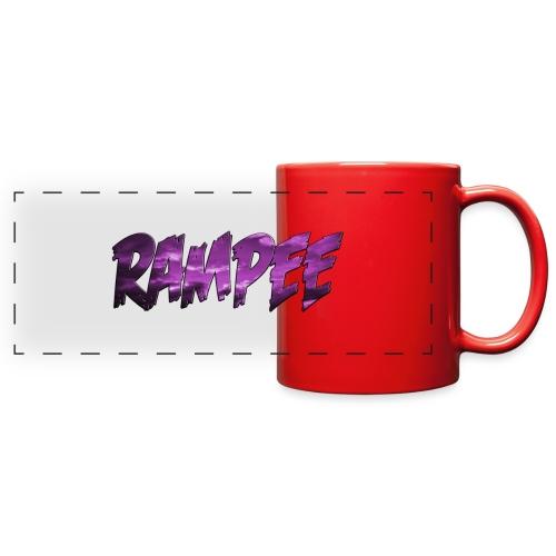 Purple Cloud Rampee - Full Color Panoramic Mug