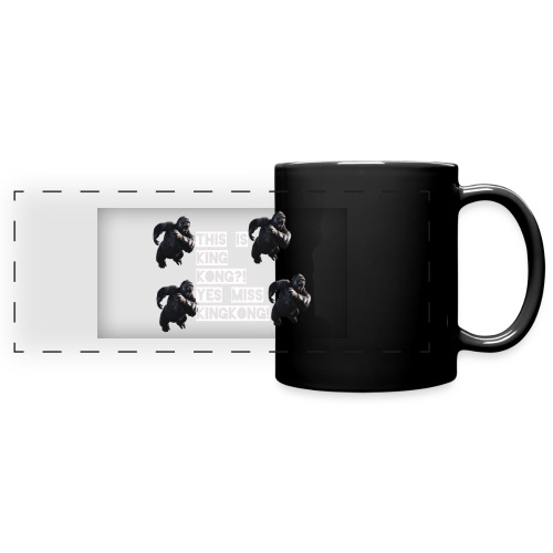 KINGKONG! - Full Color Panoramic Mug
