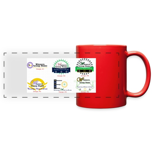 Winners Group Home - Full Color Panoramic Mug