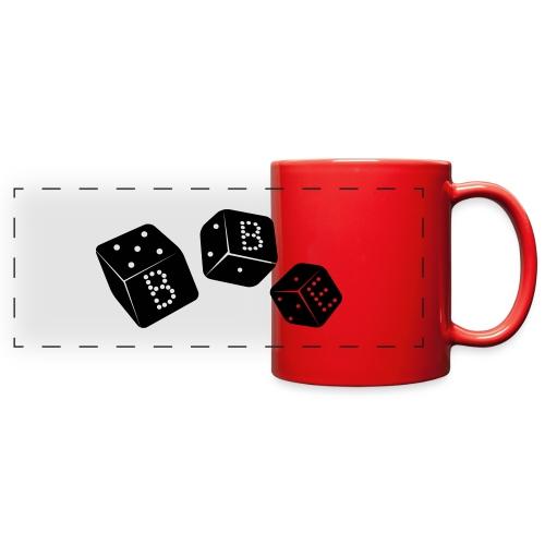 black box_vector2 - Full Color Panoramic Mug