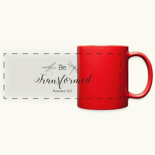 Be Transformed Shop - Full Color Panoramic Mug