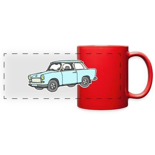 Trabant (lightblue) - Full Color Panoramic Mug