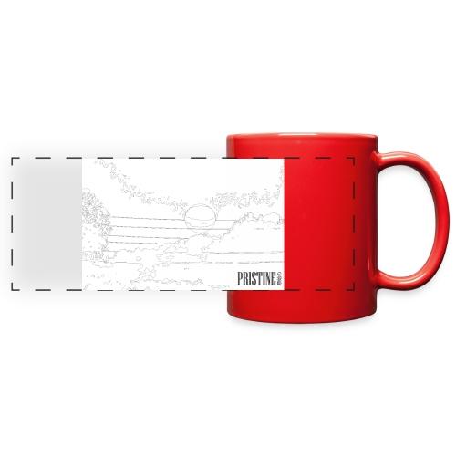 SunLines - Full Color Panoramic Mug