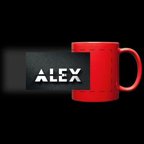 Logo Edition - Full Color Panoramic Mug