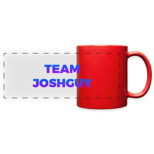 Team JoshGuy - Full Color Panoramic Mug