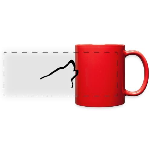 Alpha - Full Color Panoramic Mug