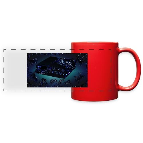 ps4 back grownd - Full Color Panoramic Mug