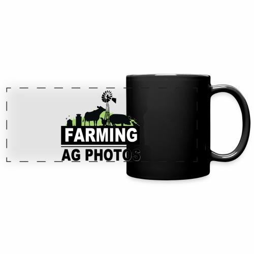 Farming Ag Photos - Full Color Panoramic Mug