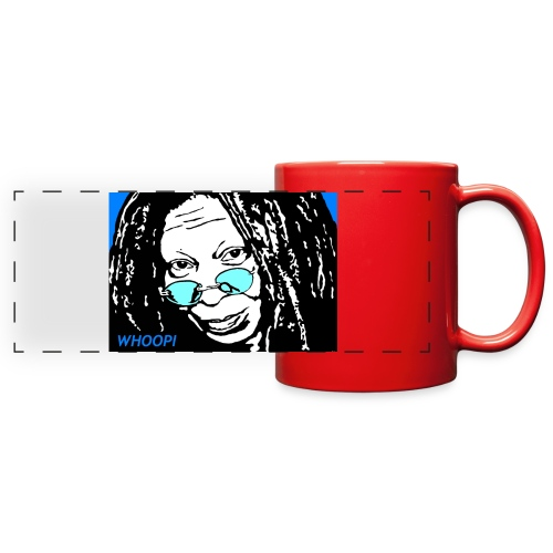 WHOOPI - Full Color Panoramic Mug