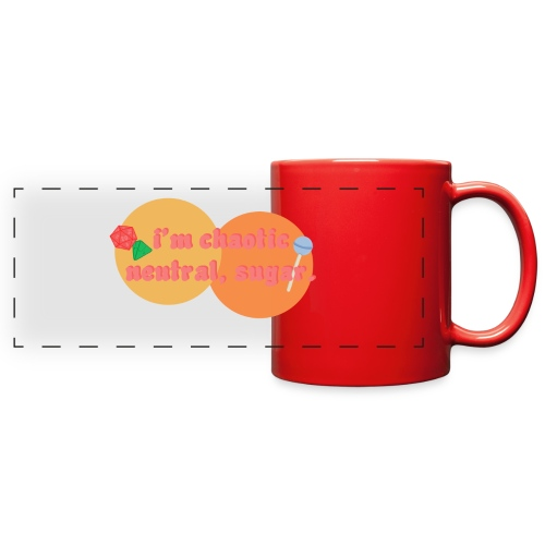 Chaotic Neutral - Full Color Panoramic Mug