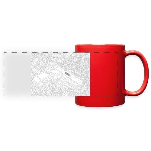 GunLines - Full Color Panoramic Mug