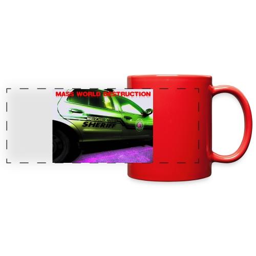 Walla Walla Police Department - Full Color Panoramic Mug