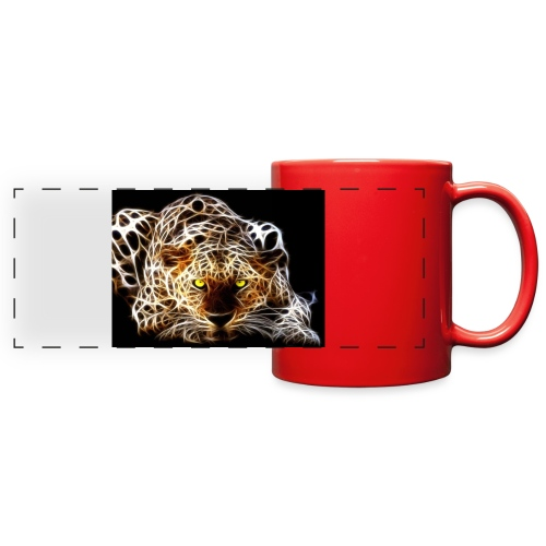 close for people and kids - Full Color Panoramic Mug