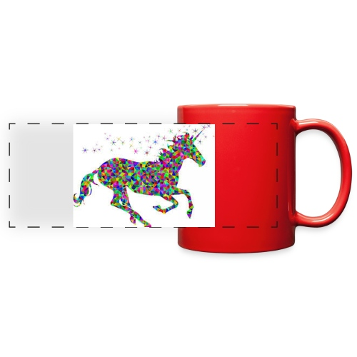unicorn - Full Color Panoramic Mug