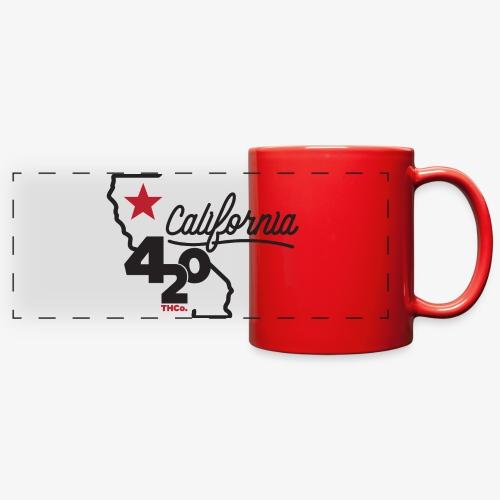 California 420 - Full Color Panoramic Mug