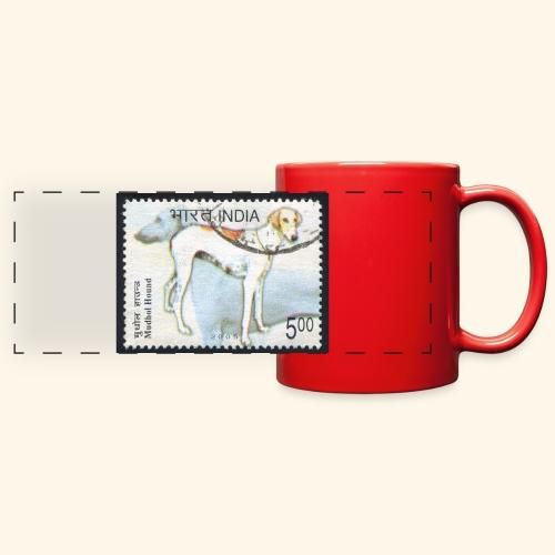India - Mudhol Hound - Full Color Panoramic Mug