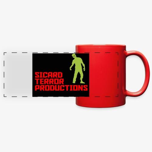 Sicard Terror Productions Merchandise - Full Color Panoramic Mug