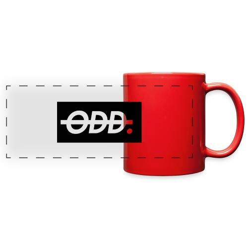 Odyssey Brand Logo - Full Color Panoramic Mug