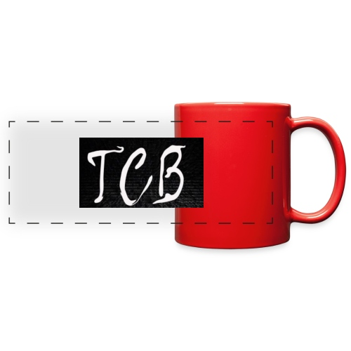 The Crazy Bros flag - Full Color Panoramic Mug