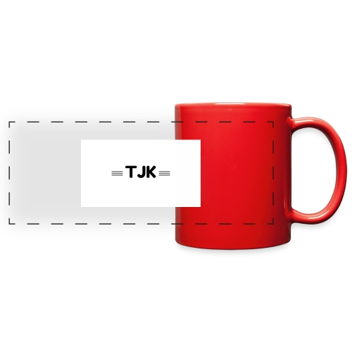 TJK 1 - Full Color Panoramic Mug