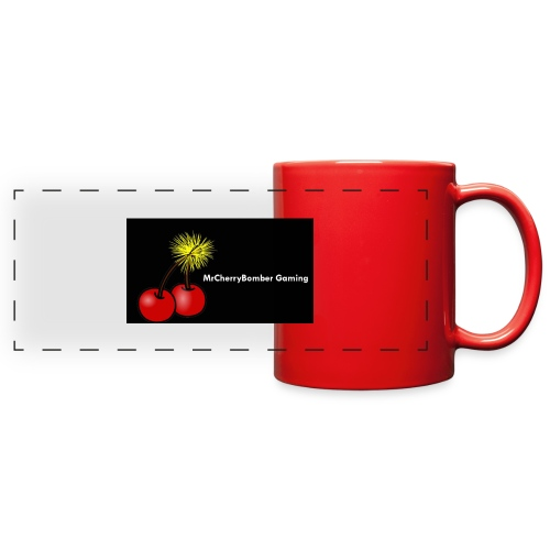 MrCBlogo - Full Color Panoramic Mug