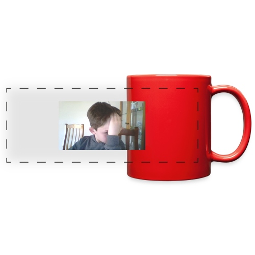 Luiz FAce!! - Full Color Panoramic Mug