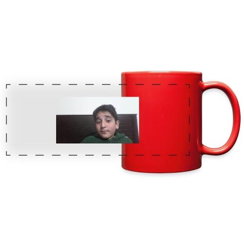 Dont Think Just BUY - Full Color Panoramic Mug