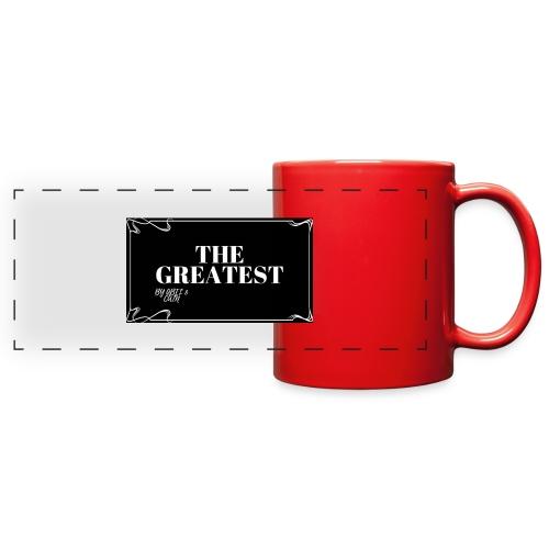 MOTIVATION / AFFIRMATION - Full Color Panoramic Mug