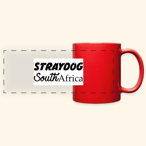 straydog clothing - Full Color Panoramic Mug