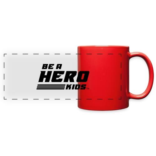 BHK secondary black TM - Full Color Panoramic Mug