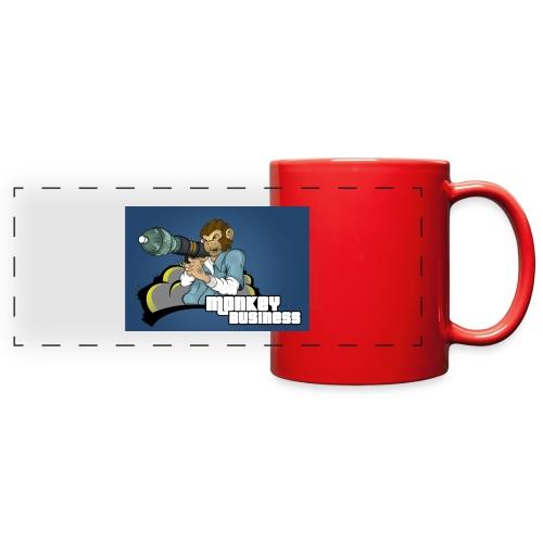 MonkeyBuisness - Full Color Panoramic Mug