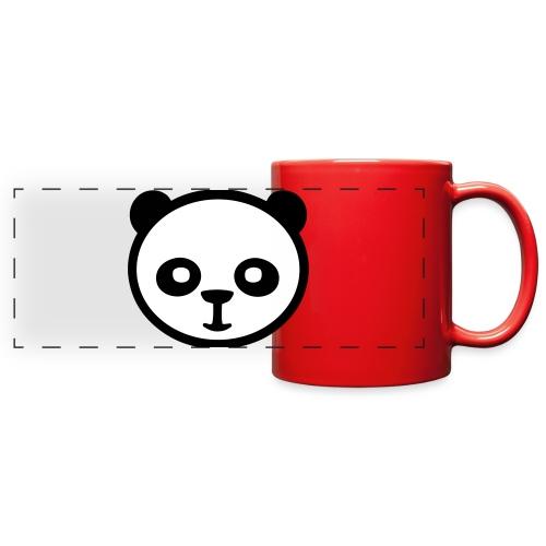 Panda bear, Big panda, Giant panda, Bamboo bear - Full Color Panoramic Mug