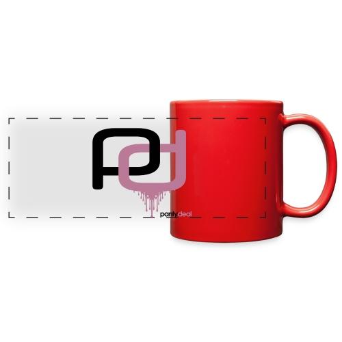 Logo Shirt - Full Color Panoramic Mug