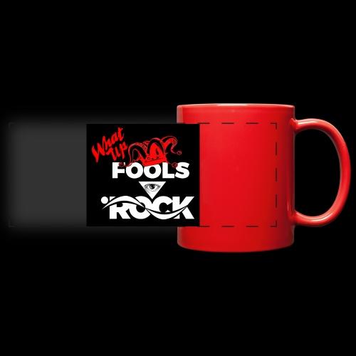 Fool design - Full Color Panoramic Mug