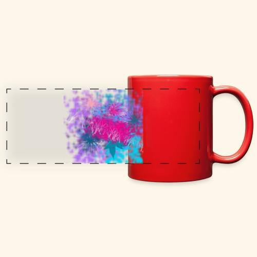 Abstract - Full Color Panoramic Mug