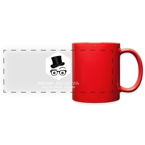 Pikes Peak Gamers Convention 2020 - Full Color Panoramic Mug
