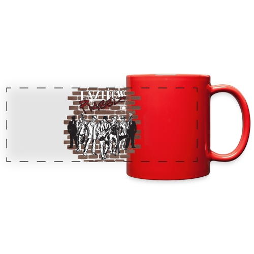 East Row Rabble - Full Color Panoramic Mug