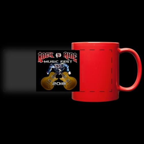 RocknRide Design - Full Color Panoramic Mug