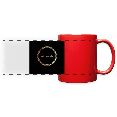 Maie Australia - Full Color Panoramic Mug