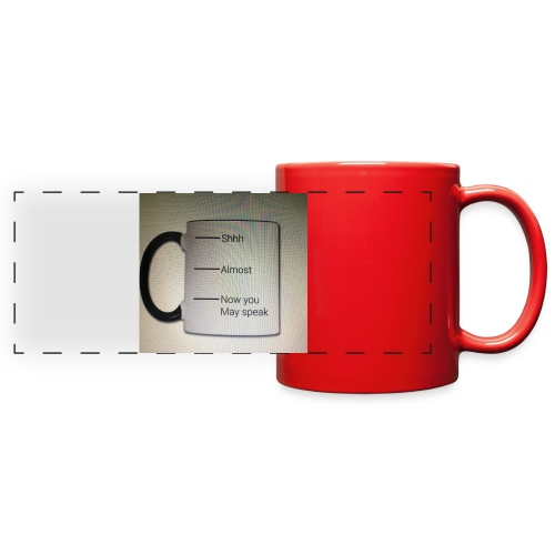 Coffee Mug - Full Color Panoramic Mug