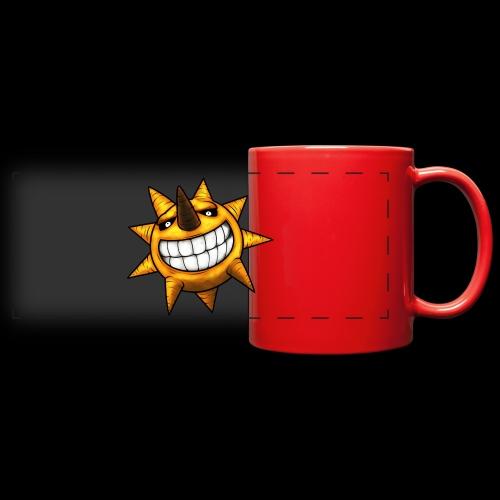 Soul Eater Sun - Full Color Panoramic Mug
