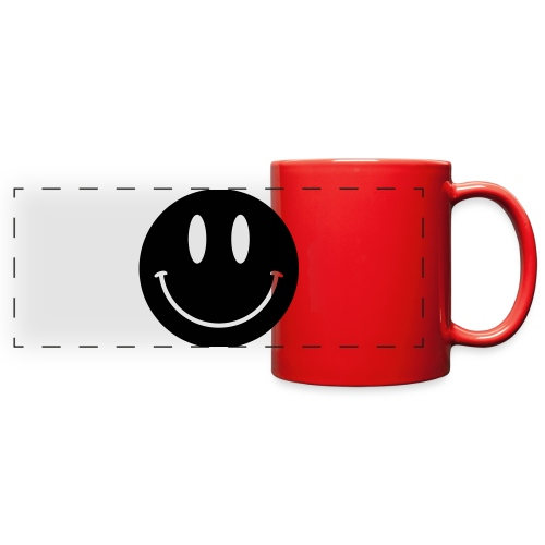 Smiley - Full Color Panoramic Mug