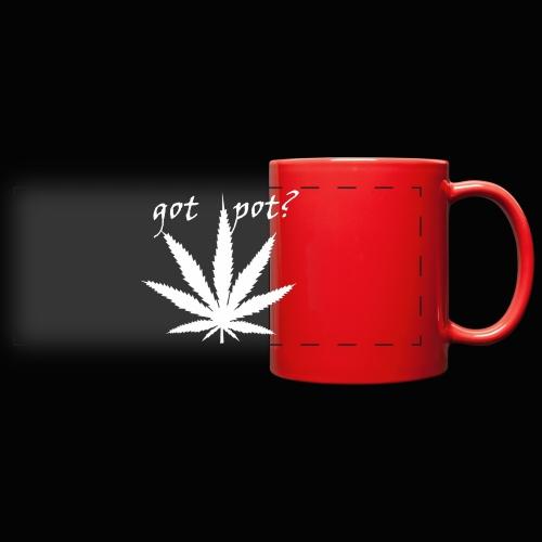 got pot? - Full Color Panoramic Mug