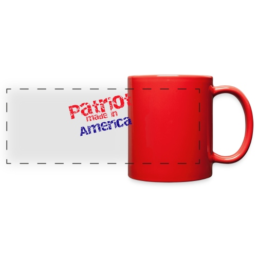 Patriot mug - Full Color Panoramic Mug