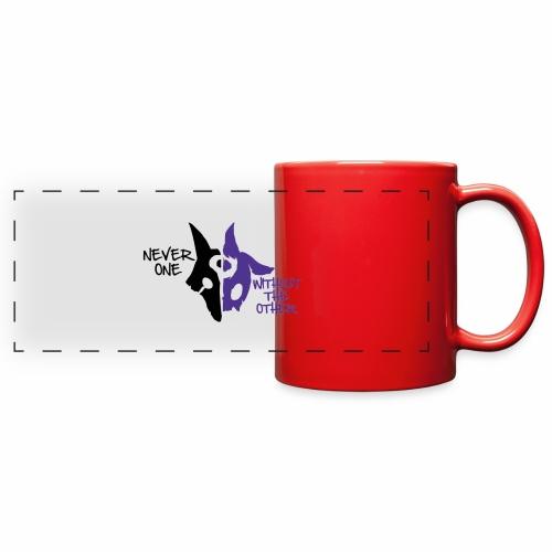 Kindred's design - Full Color Panoramic Mug