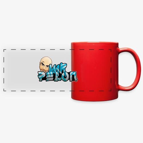 MR PELON - Full Color Panoramic Mug
