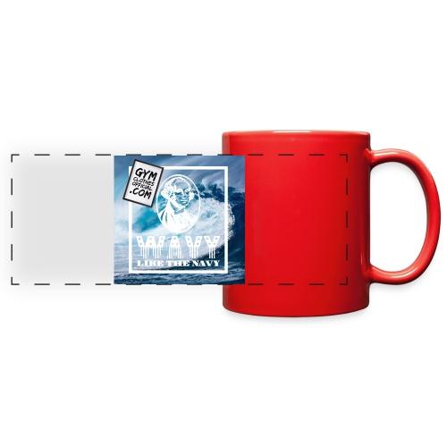 Wavy - Full Color Panoramic Mug