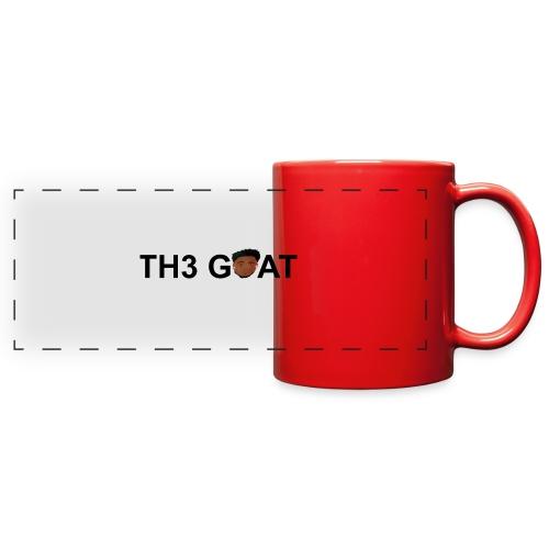 The goat cartoon - Full Color Panoramic Mug