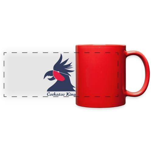 Cockatoo Logo - Full Color Panoramic Mug